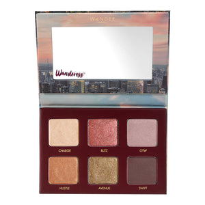 Wanderess™ Rush Eyeshadow Palette