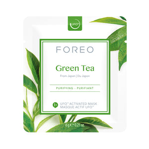 UFO Activated Mask FARM TO FACE COLLECTION Green Tea