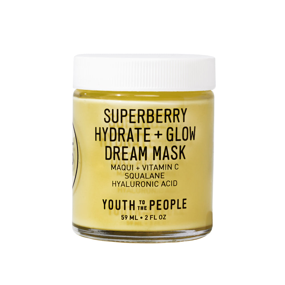 YOUTH TO THE PEOPLE Superberry Hydrate + Glow Dream Mask