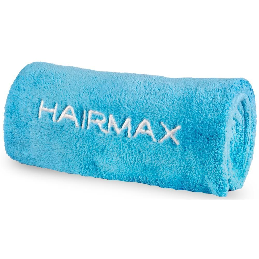 Receive a HairMax Quick Dry Hair Towel $19 Value