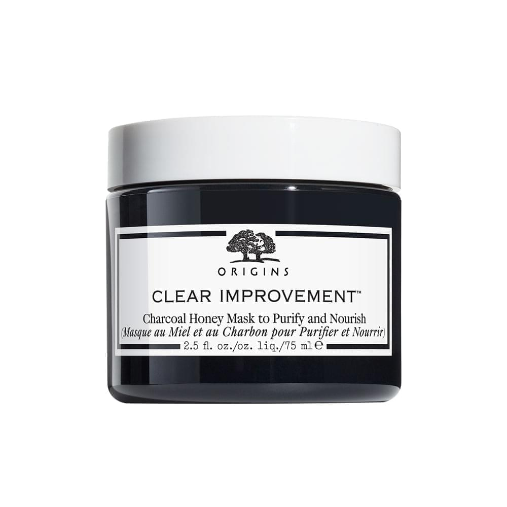 Clear Improvement™ Charcoal Honey Mask To Purify & Nourish