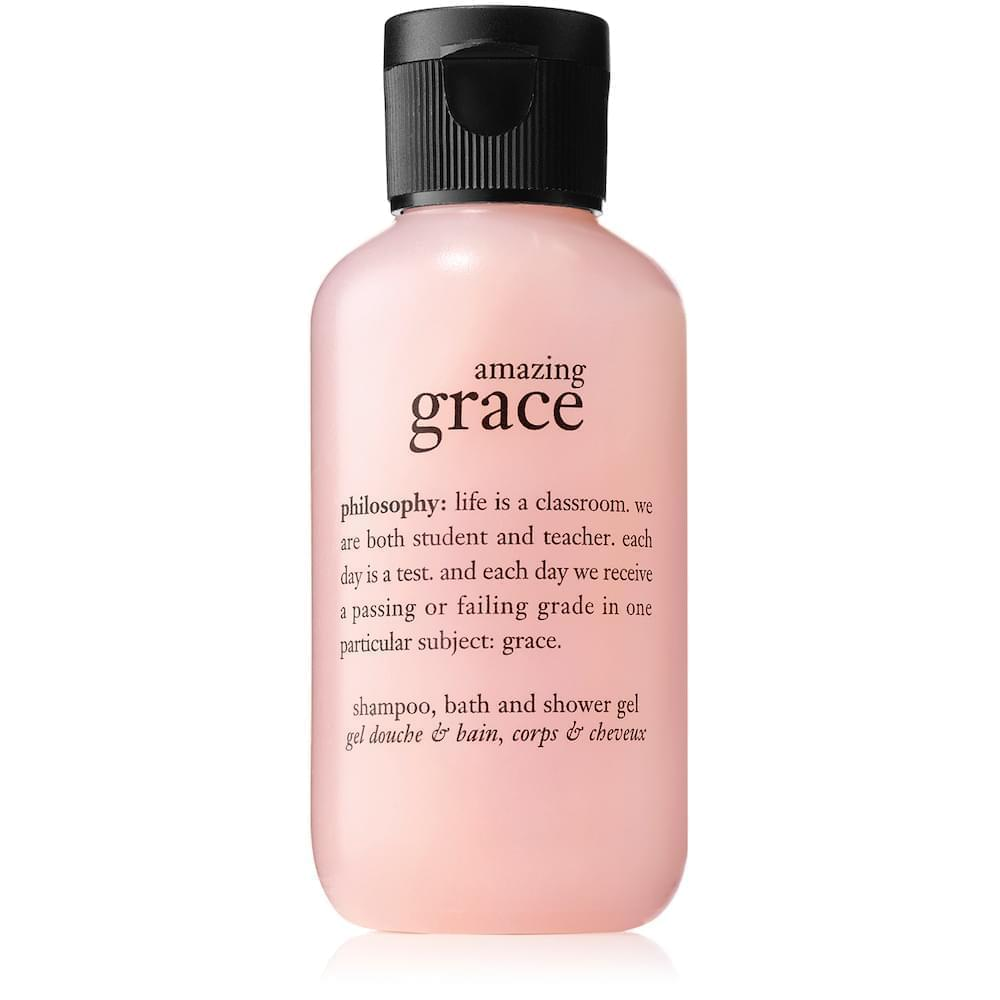 Receive a Philosophy Amazing Grace Bath and Shower Gel (120 ml)