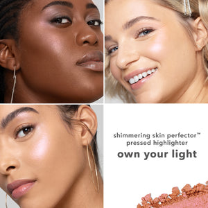 Shimmering Skin Perfector™ Pressed Highlighter Own Your Light - Limited Edition