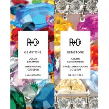 R+Co Gemstone Shampoo + Conditioner Sample