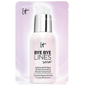 Bye Bye Lines Serum Sample