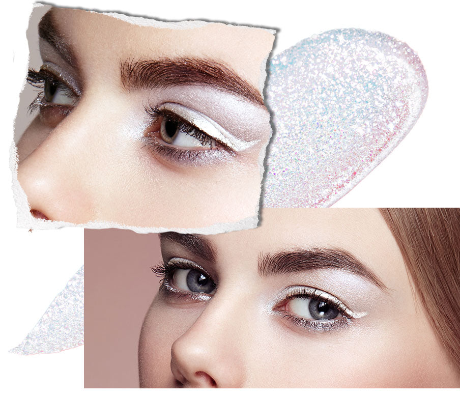The look holiday beauty refresh