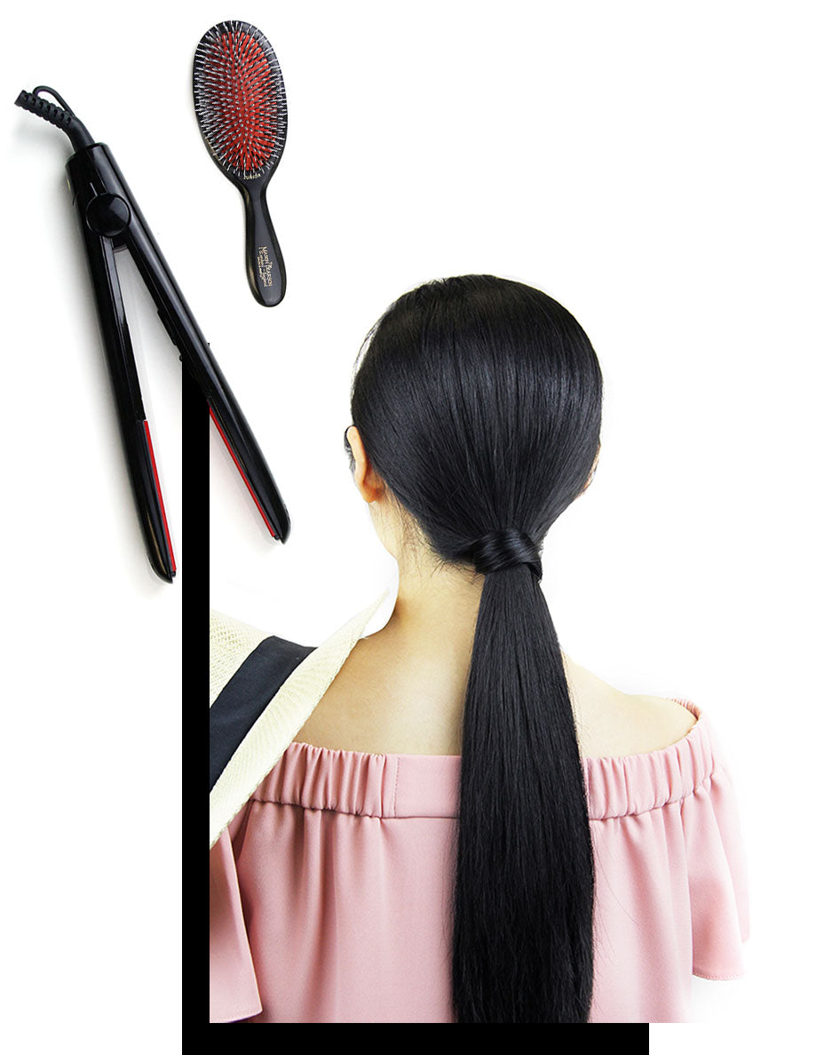 The look chic easy summer hair