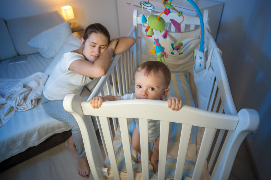 5 Effective Tips To Prevent Sleep Deprivation In New Mothers
