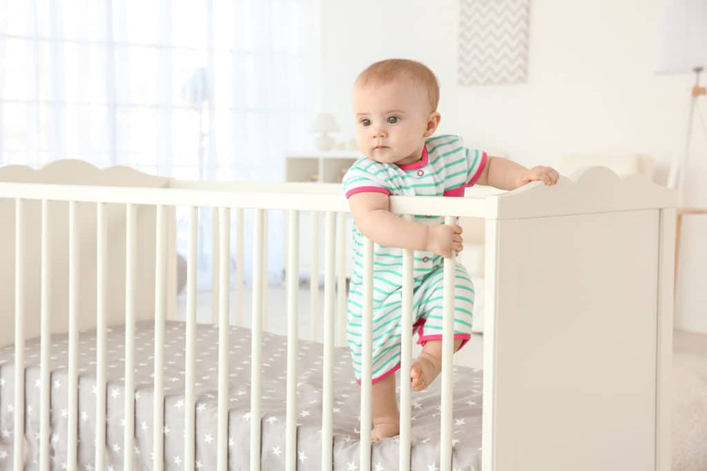 4 Steps To Stitch The Perfect Fitted Crib Sheet For Your Toddler's Bed