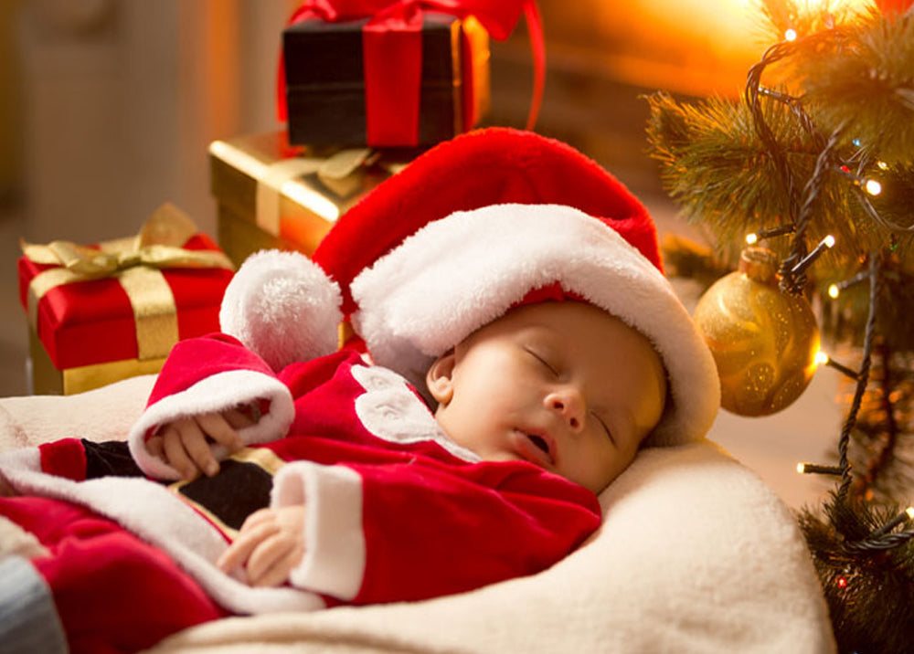 Your Little One To Sleep On Christmas Eve