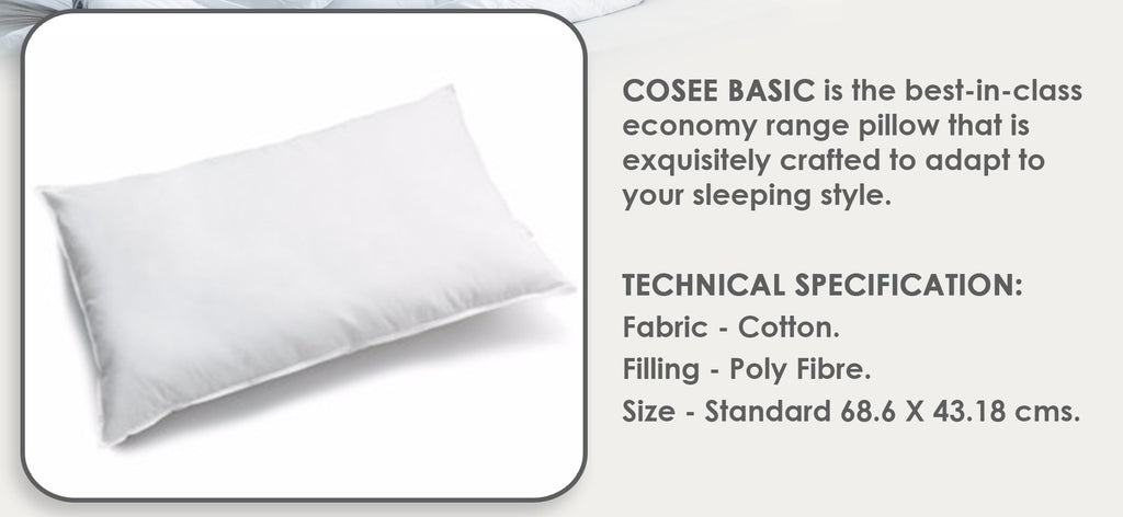 Cosee Basic Pillow