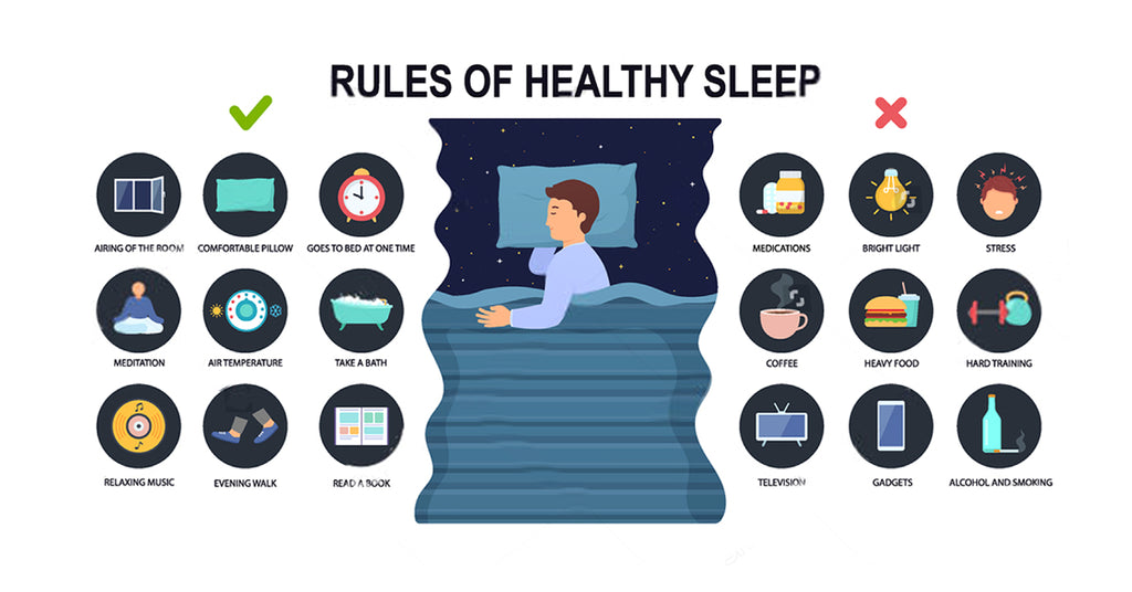 Some science-backed tips for a rejuvenating snooze