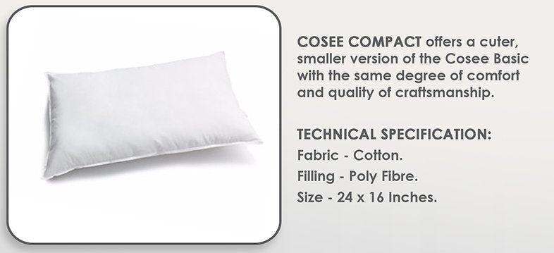 Cosee Compact Pillow