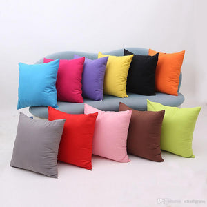 Color Cushions (40x40 cm) - SleepCosee