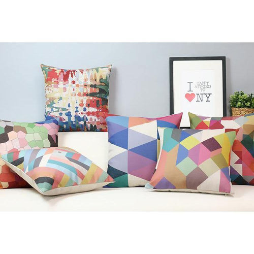 Printed Cushions - SleepCosee