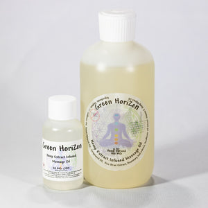 Joint Rub Massage Oil
