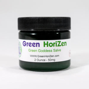 Green Goddess - First Aid Salve