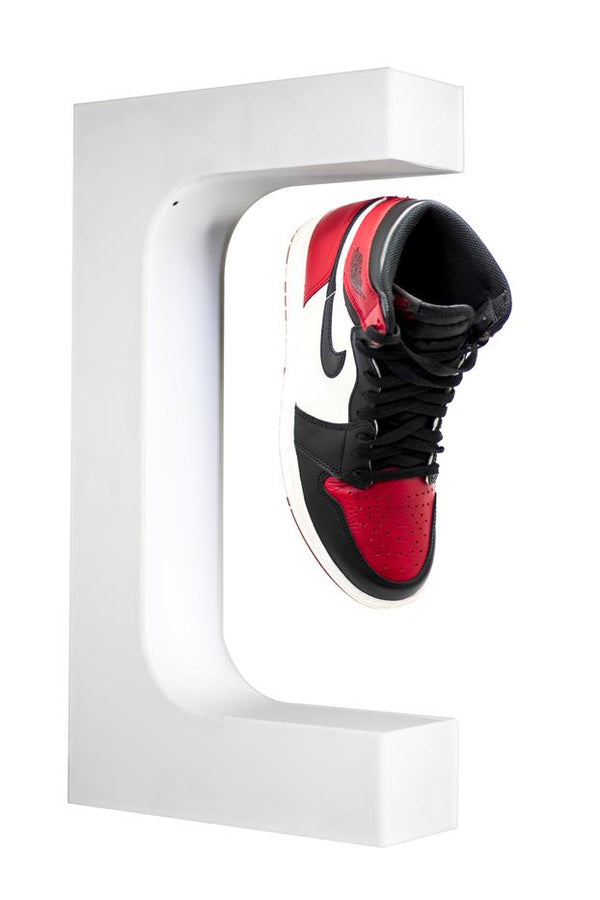 Hover Box Levitation Sneaker Display - Cloud