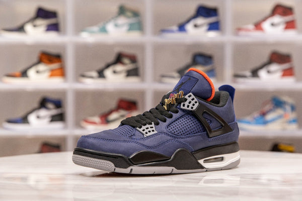 Jordan 4 Winterized Loyal Blue
