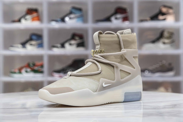 Nike Air Fear of God Triple Oatmeal