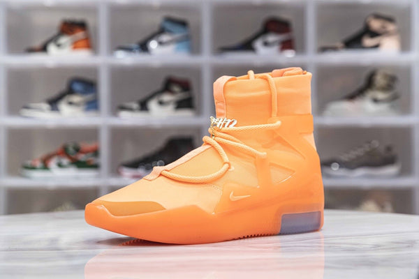 Nike Fear of God Orange Pulse