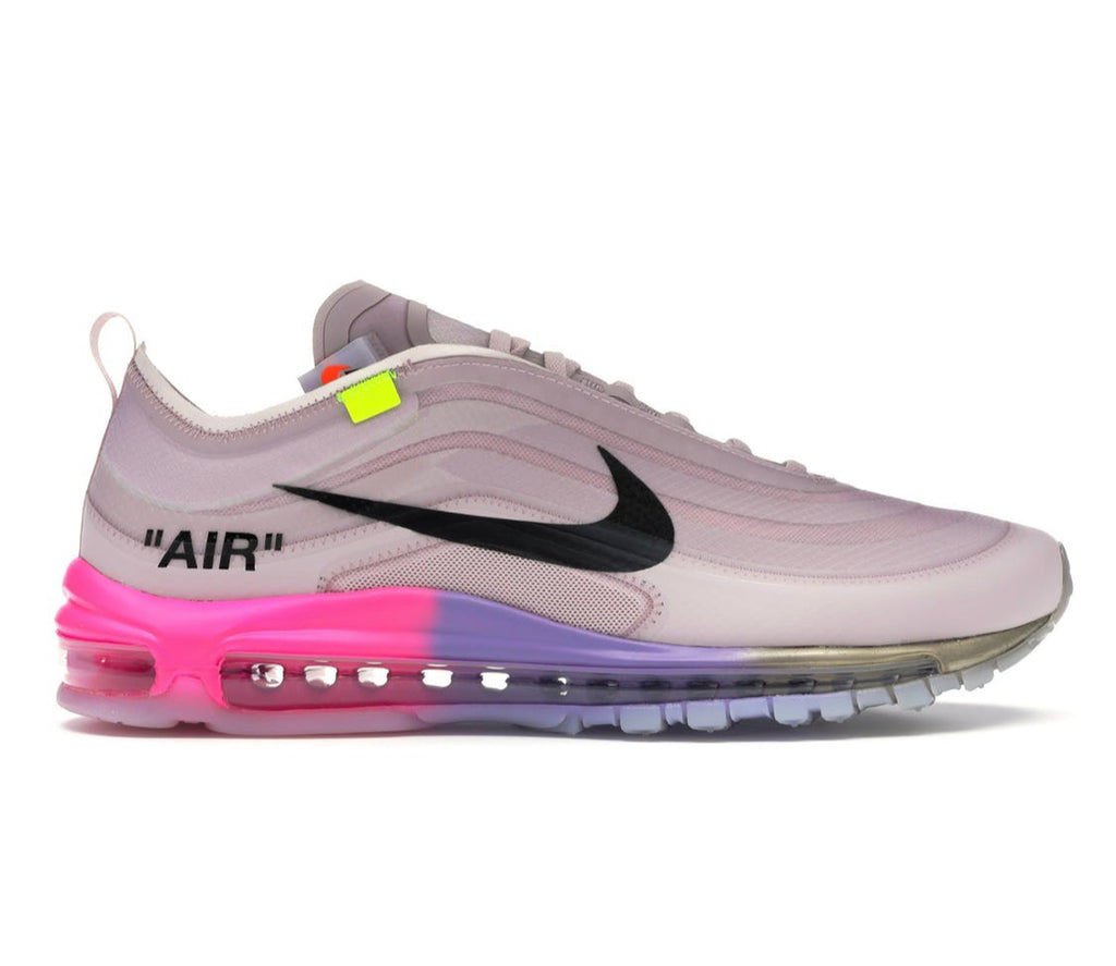 "Nike Air Max 97 Off-White Elemental Rose Serena ""Queen"""