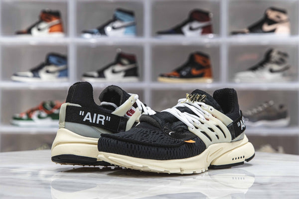 Nike Presto Off White Black&White