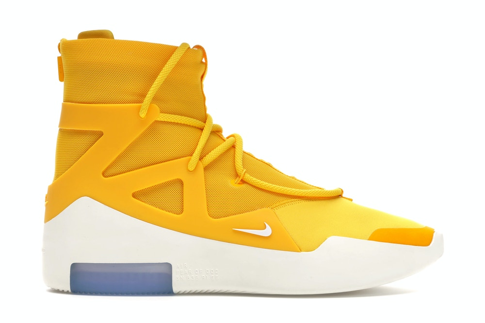 Nike Air Fear of God Yellow