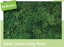 Load image into Gallery viewer, New! Deep Green Long Moss Wall Panels ⭐⭐⭐⭐⭐