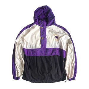 Anorak Rompeviento Impermeable Wooden Haven (L)