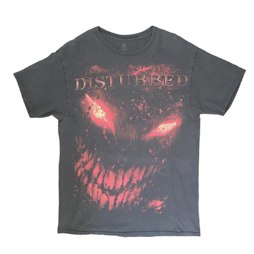 Remera Disturbed Hanes (L/XL)