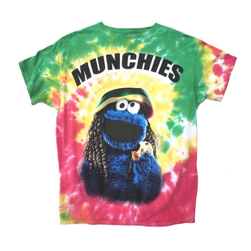 Remera Munchies Plaza Sésamo (L)