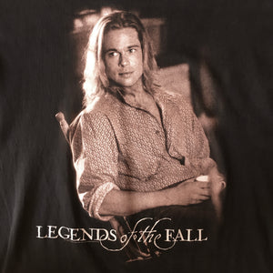 Remera Brad Pitt Legends of The Falls (L/XL)