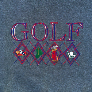 Sweatshirt Golf (L)
