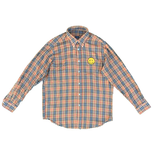 Bootleg Camisa Burberry Check (L)