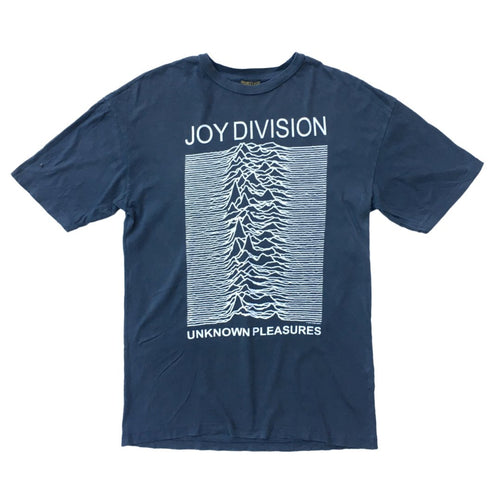 Remera Joy Division Unknown Pleasures (L)