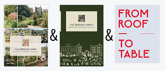 Five Borough Farm Book Combo - 50% discount