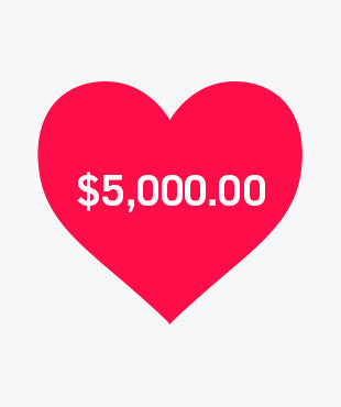 General Donation [$5,000]