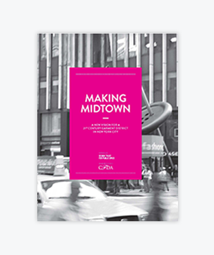 Making Midtown: A New Vision for a 21st Century Garment District in New York City - 50% discount