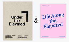 Under the Elevated Book Combo - 50% discount