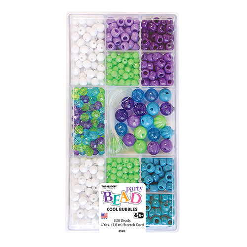 Cool Bubbles Fun Bead Box