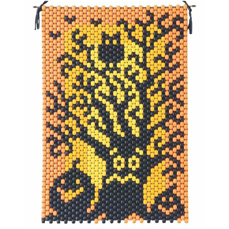 Spooked Tree Beaded Banner Kit