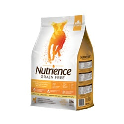Nutrience Grain Free Turkey, Chicken & Herring