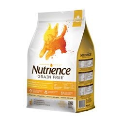 Nutrience Grain Free for Small Breed – Turkey, Chicken & Herring