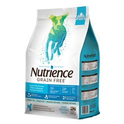 Nutrience Grain Free Ocean Fish Formula