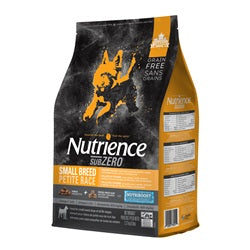 Nutrience Grain Free Subzero Fraser Valley Formula for Small Breed
