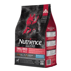 Nutrience Grain Free Subzero Prairie Red Formula for Small Breed