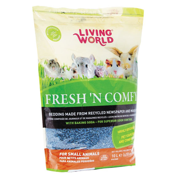 Living World Fresh N Comfy Blue Bedding