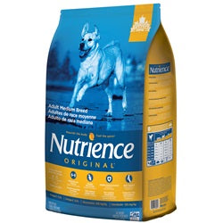 Nutrience Original Adult Medium Breed - Chicken Meal with Brown Rice Recipe