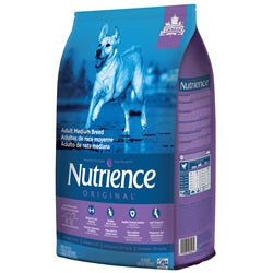 Nutrience Original Adult Medium Breed - Lamb Meal with Brown Rice Recipe